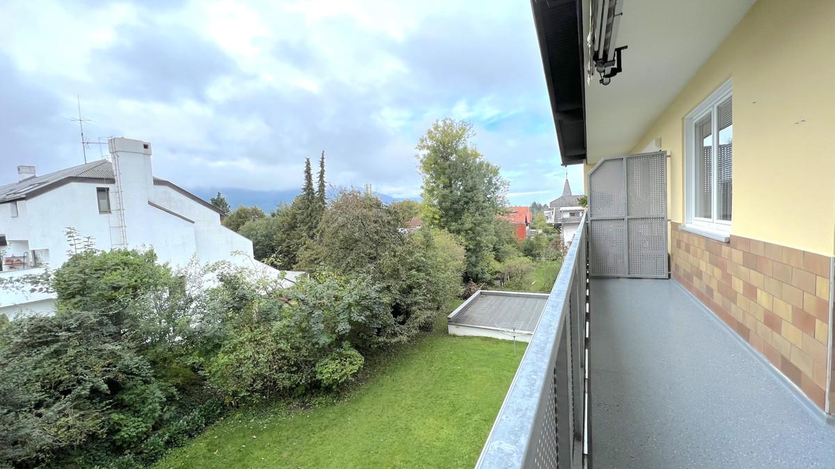 Balkon bearbeitet